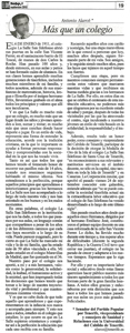 El Día – Domingo, 3 de octubre de 2010 – Página 19