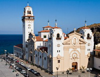 Peregrinación a la Basílica de Nuestra Señora de Candelaria