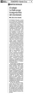 NOTICIA PUBLICADA EN PRENSA - Periódico El Día, Jueves 21 de octubre de 2010