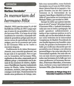 Diario de Avisos – Sábado, 20 de noviembre de 2010