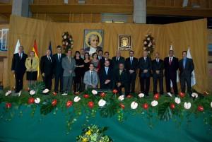 Miembros de la Comisión del Centenario