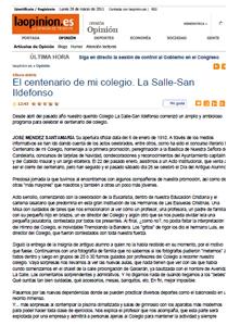 La Opinión de Tenerife - laopinion.es - Lunes 28 de marzo de 2011