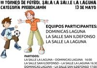III Torneo de fútbol Sala con motivo de las Fiestas - 13 mayo 2011
