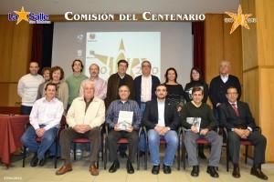 Comisión del Centenario del Colegio La Salle San Ildefonso